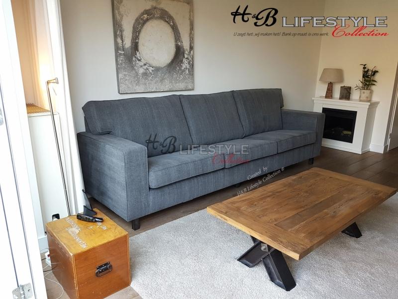 Hoekbank 6 Zit.De Perfecte Bank Voor Lange Mensen Hb Lifestyle Collection