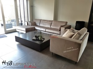 luxe bank style lounge