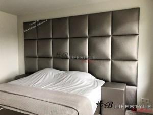 Akoestische panelen slaapkamer op maat