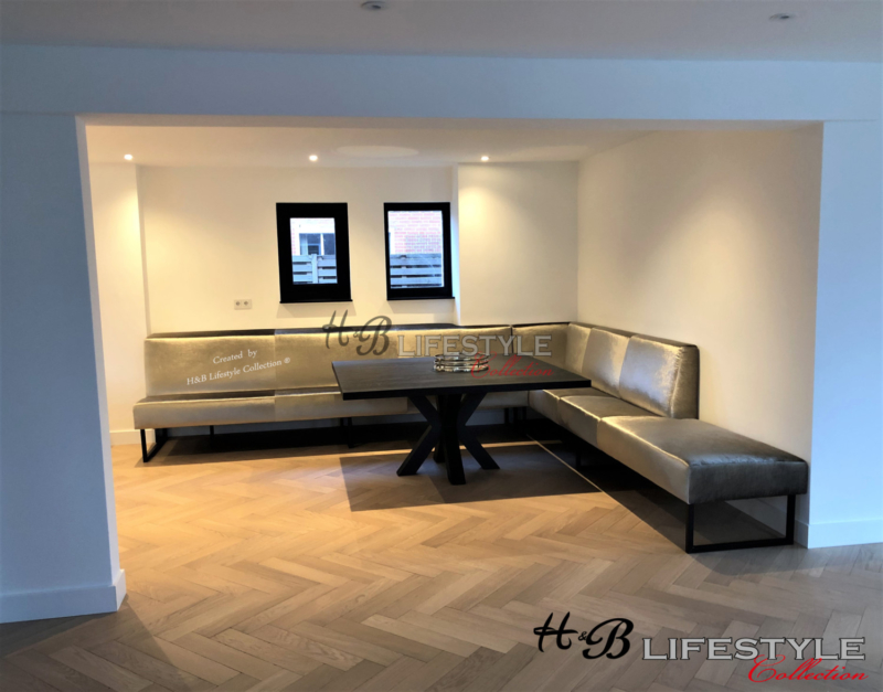 Eetkamerbank Op Maat.Luxe Eetkamerbank Op Maat Hb Lifestyle Collection