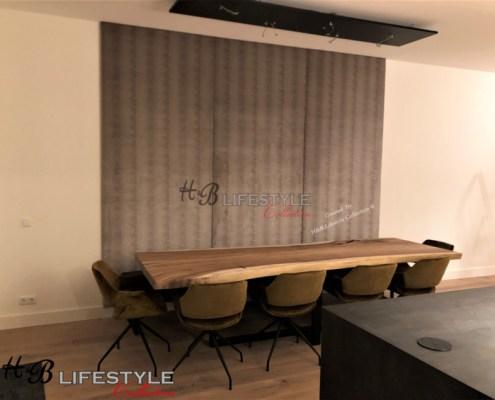 Wand panelen op maat keuken