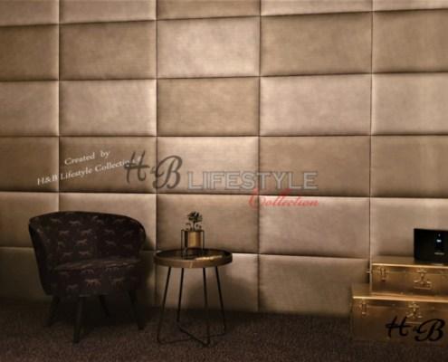 Luxe muur panelen op maat