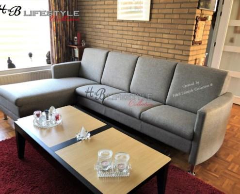 Strakke moderne lounge banken