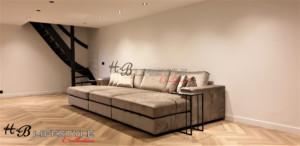 Grote maat lounge elementen bank