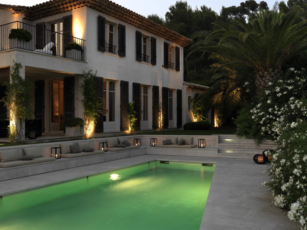 Villa Armani Casa St Tropez