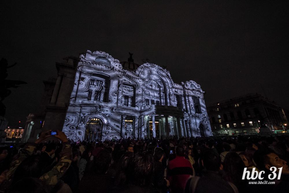 Hoy Comienza el Festival de la Luz 2015 #FILUX