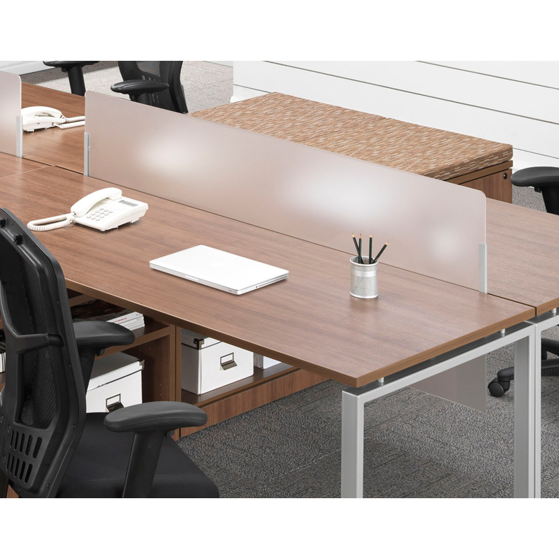 acrylic desk chair mats sitting posture on in office privacy dividers