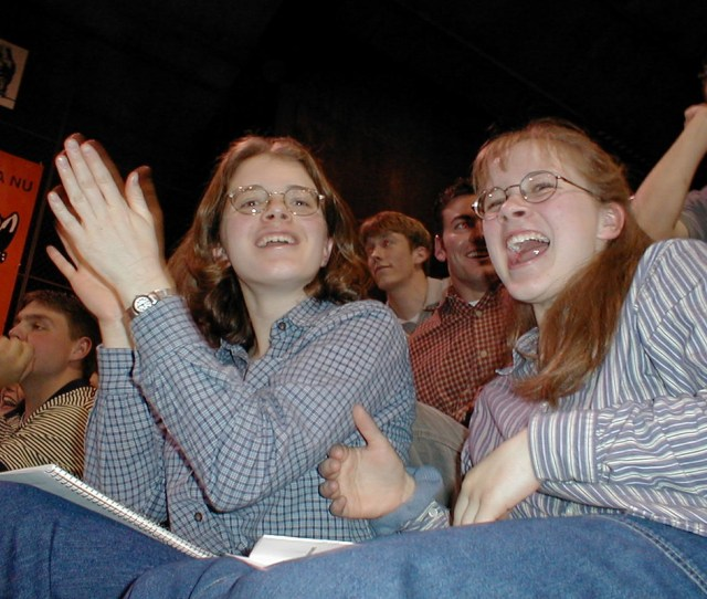 Interesting And Cool Pics Of Church Teens In 2001