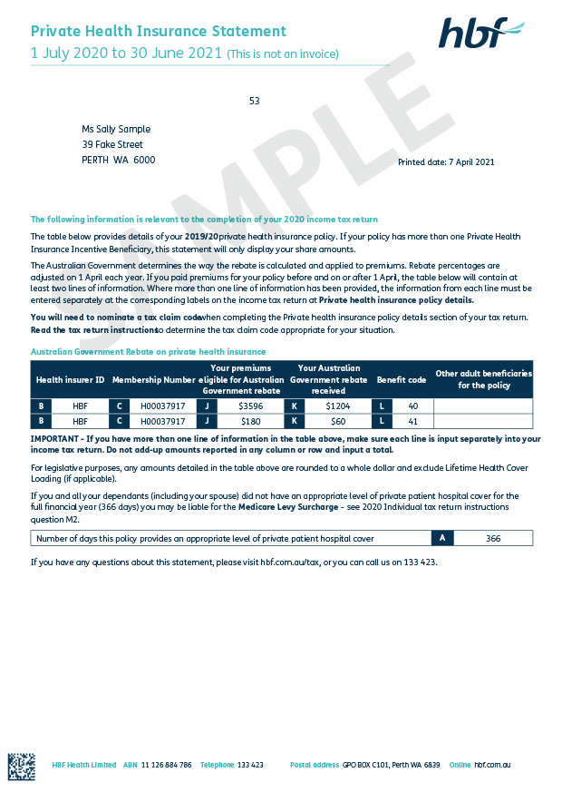 Tax Time  How To Get Your Tax Statement To Do Your Tax