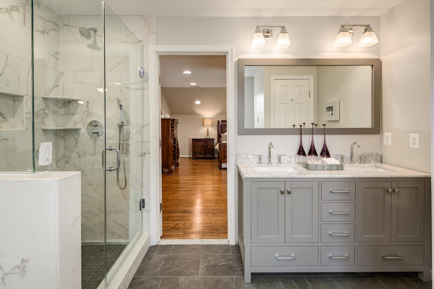 Bathroom Remodeling Northern VA  HB Home Services Gallery