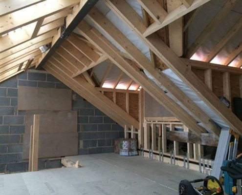 Loft Conversion Archives Building And Joinery