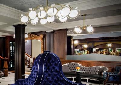 Adelphi Hotel | Public Space
