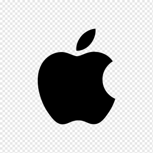 apple logo simge