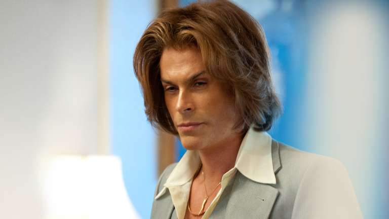 Dr Jack Startz played by Rob Lowe on Behind the