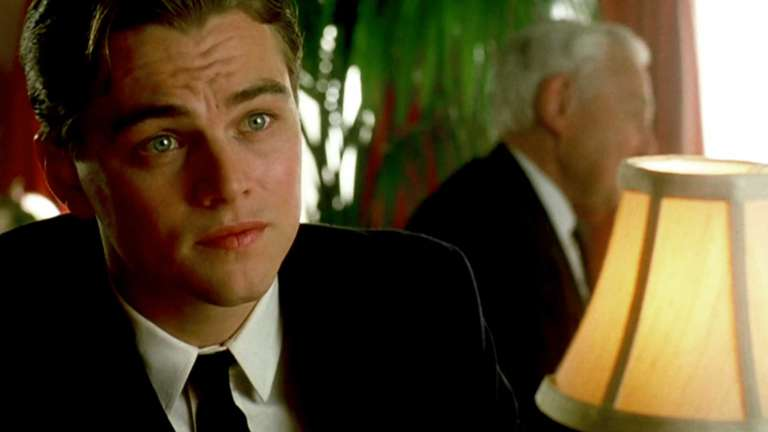 Catch Me If You Can Marked The Return Of Leonardo DiCaprio