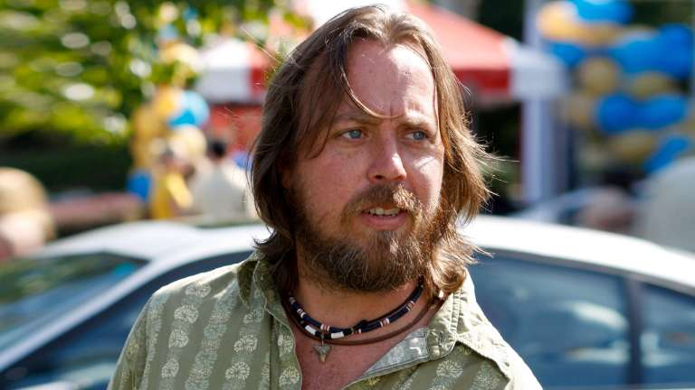 Clegg played by Ben Best on Eastbound  Down  HBO