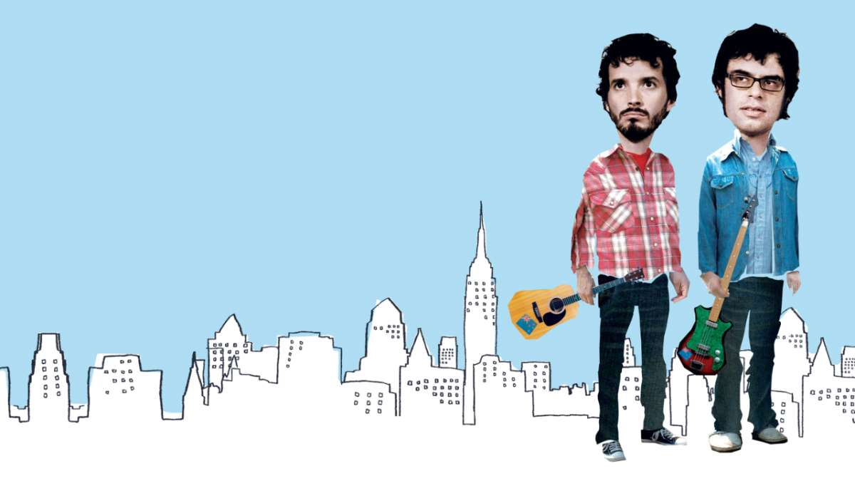 Angry Girl Cartoon Wallpaper Flight Of The Conchords Official Website For The Hbo Series