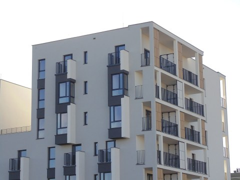 Modern design of tall building