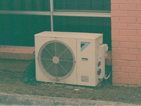 Split type air conditioner