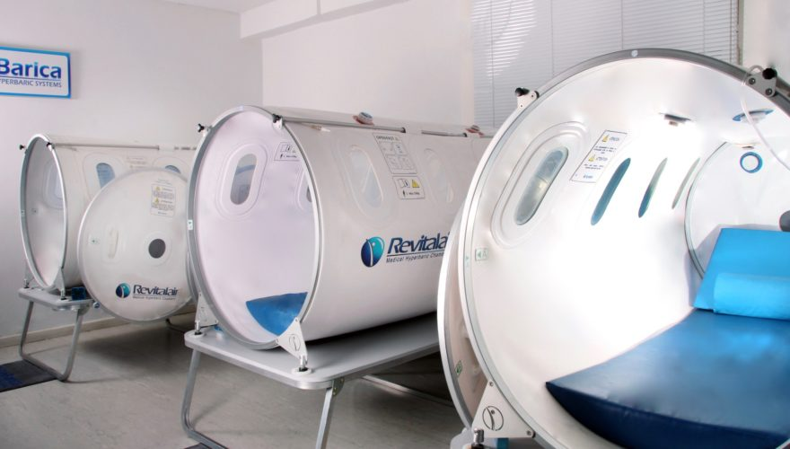 Hyperbaric Oxygen North Carolina - HBOT
