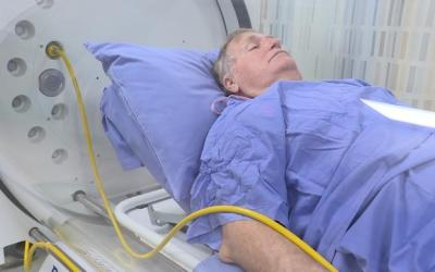 Hyperbaric Oxygen Therapy gets Lincoln CPA back in business for tax season