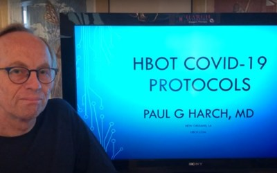 Dr. Paul Harch Gives the Coronavirus HBOT Protocol