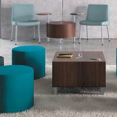 Ergonomic Chair Lounge Gold Covers Product Spotlight: Hon Flock