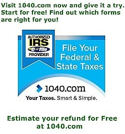 File your taxes online and save