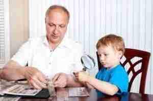 Teach children how to manage money
