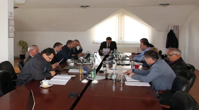 Održana 14. sjednica Vlade Hercegbosanske županije