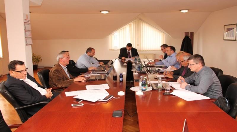 Održana 18. sjednica Vlade Hercegbosanske županije