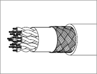 Irradiated PVC 28 & 30 AWG Twisted Pair Cables UL20276