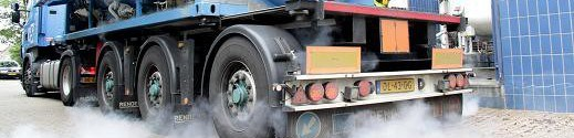 Risicomanagement - Vullen van de tanks met vloeibare zuurstof