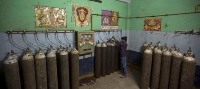 Een groot aantal kinderen sterft in ziekenhuis India: zuurstofgebrek of natuurlijke dood?