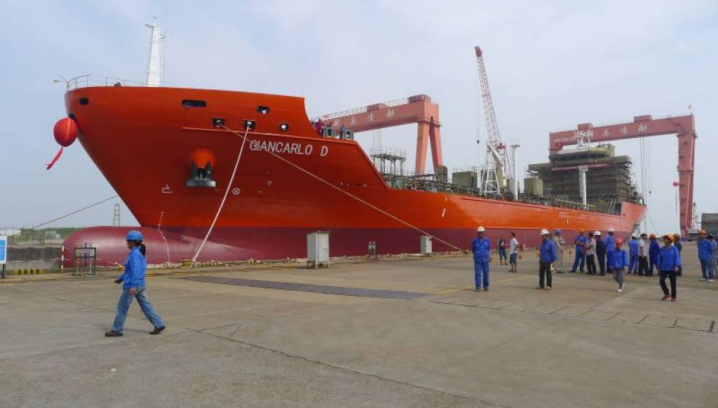 Odfjell forms stainless pool with CTG