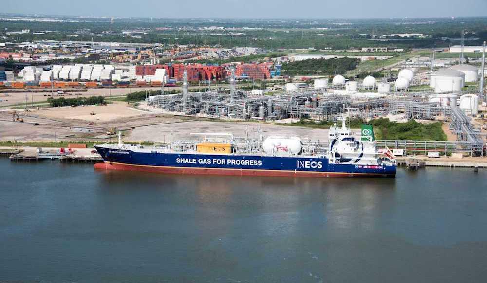 Work starts on Texas ethylene JV