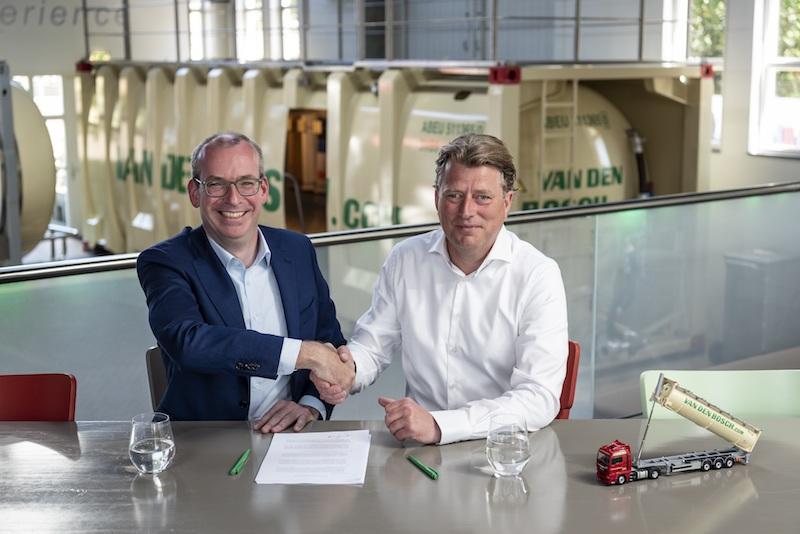 Van den Bosch acquires Broekema Bulk