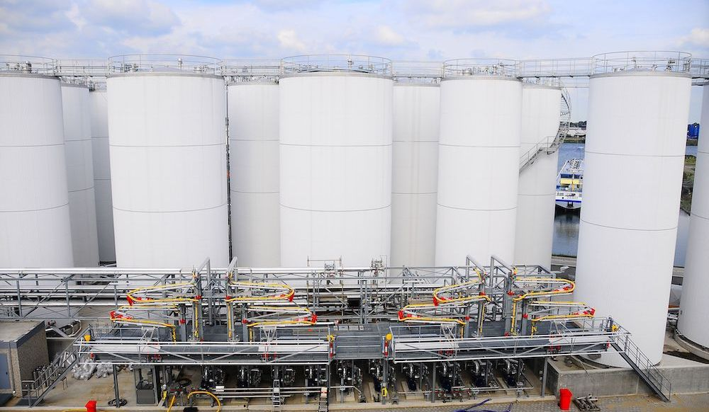 Standic lays plans for Antwerp terminal
