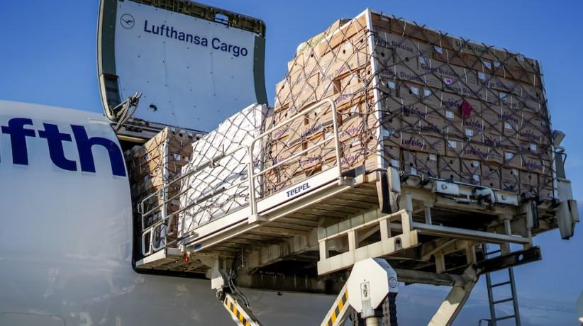 Lufthansa: Airborne solutions