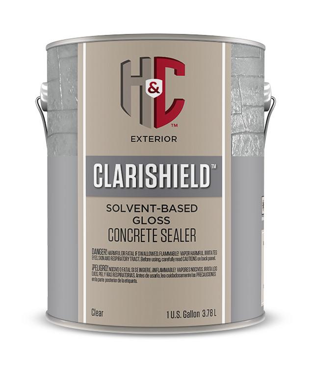 H C Concrete Sealer Wet Look