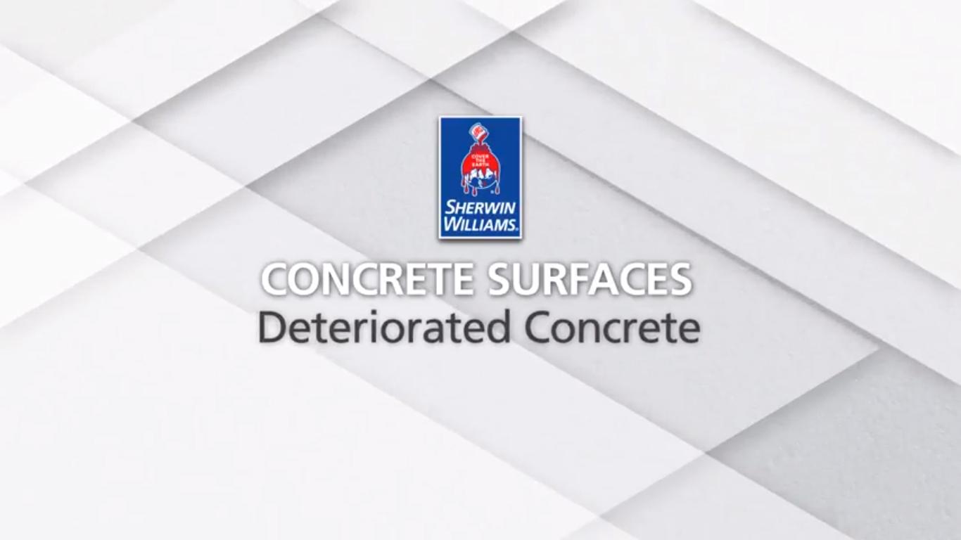 Sherwin Williams Concrete Sealer Driveway
