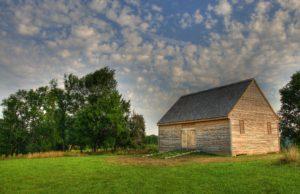 Montjoy Barn at Mt Pleasant