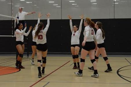 Girl's volleyball team looks to build off new talent