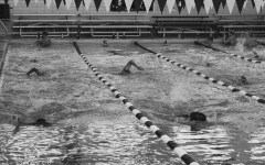 Girls' Swimming and Dive defeats rival LT