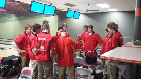 Red Devil Bowling rolls on through the season