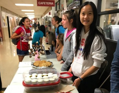 Students experience food shortage in eighth lunch