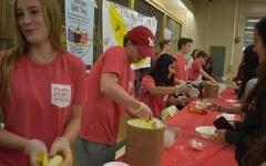 Student Council presents Banana Split Day