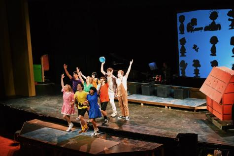Drama Club makes a splash with Fall Show