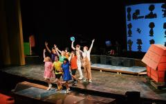 Charlie Brown falls into Central's first September Musical