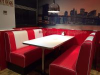 Retro Seating - Booths and Retro Chairs and Diner Furniture